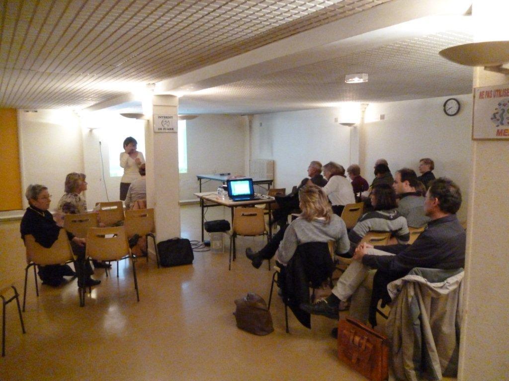 ateliers 10 novembre 2012 st Cyr