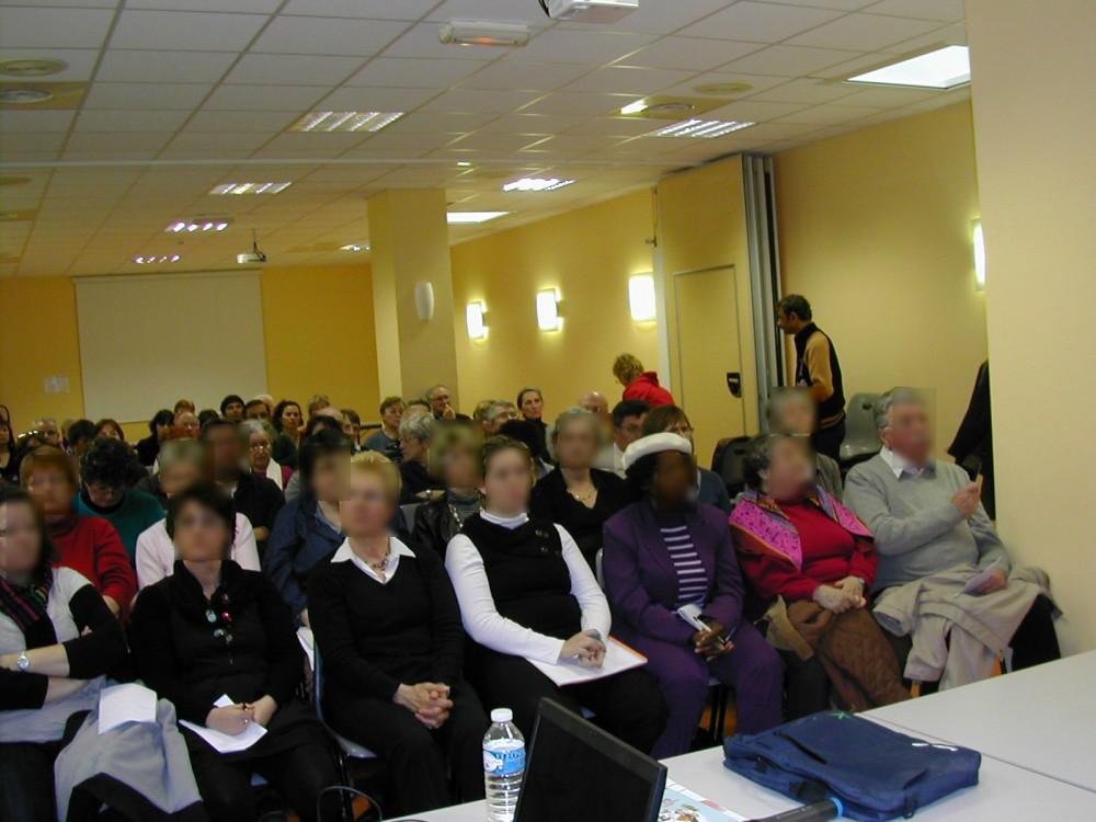 Conférence Orleans Dr Rist