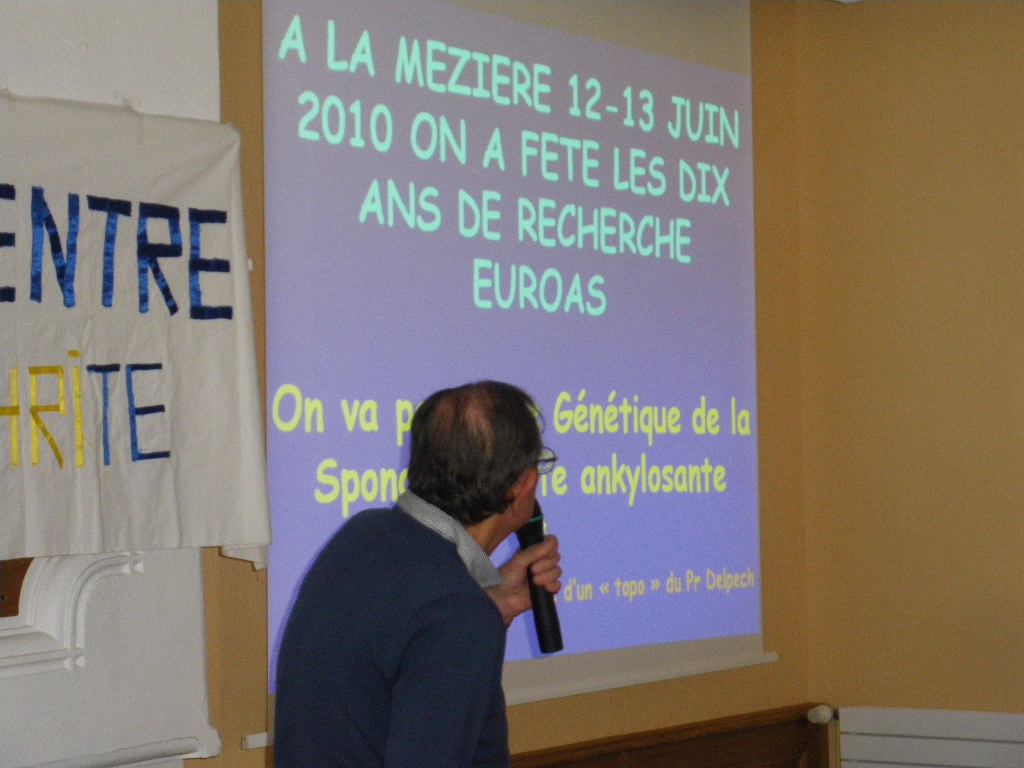 conférence PR Laoussadi